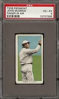 1909-11 T206 HOF John McGraw Finger In Air Piedmont 150 New York PSA 4 VG - EX