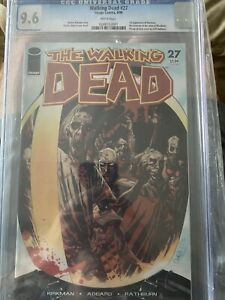 Walking Dead #27 - Image 2006 CGC 9.6 1st Appearance of the Governor
