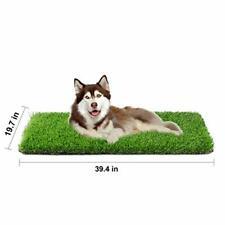 Artificial Grass, Professional Dog Grass Mat, Pee Pad for 39.4