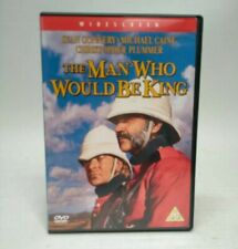 The Man Who Would Be King (DVD) Michael Caine / Sean Connery
