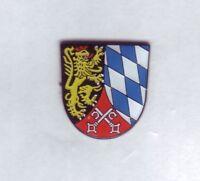 Oberpfalz Wappen Pin,Coat of Arms ,Bundesland bayern