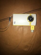 Cisco Flip Video Camera Ultra HD GB yellow