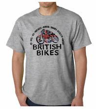 Distintivo di moto depoca Ariel Motorcycles Maglietta