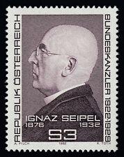 Austria 1216 MNH - Ignaz Seipel