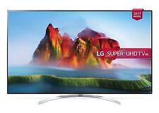 LG 55SJ950V 55 Inch 4K Ultra HD HDR LED TV Freeview Play USB Record C Grade