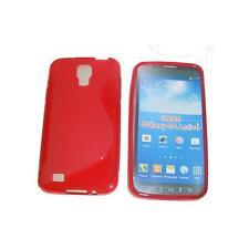 Custodia + Pellicola COVER WAVE ROSSA Per Samsung I9295 Galaxy S4 Active B5