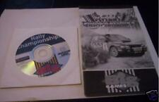 RALLY CHAMPIONSHIPS gioco pc originale corse retrogame