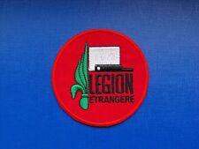 insigne tissu militaire armée écusson patch Légion étrangère Képi Blanc Airsoft