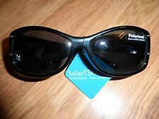 womens Solar shield ~fits over glasses Sunglasses Medium ~NWT