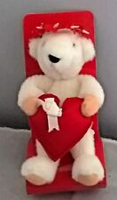 Vintage North American Bear Valentine Message Bearer in Box- Mint condition