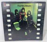 Yes The Yes Album 1971 LP Vinyl Record