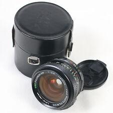 Fuji EBC Fujinon SV 28mm f/3.5 wide angle M42 Lens RARE