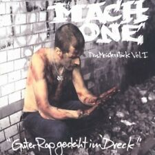 Mach One - Das Meisterstück Vol.1 CD (Tarek (K.I.Z.), Mc Bogy, Isar, Darn)