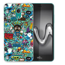 Coque Wiko Tommy 2 Plus - Motif Scale