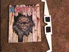 TWISTED  3-D #1  COMIC BOOK WITH GLASSES NM