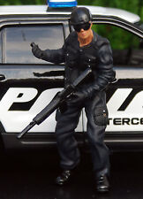 77469 American Diorama  Swat Team Polizei SEK Flash 1:24