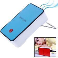 Termoventilatore Mini portatile da ufficio Azzurro