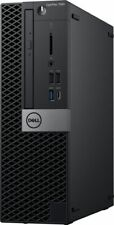 Dell OptiPlex 7060 SFF PC Core i5-8500, 8GB RAM, 256GB SSD (70G86)