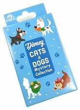 Disney Parks Cats & Dogs Mystery Collection Blind 2 Pin Box Sealed 2021 - NEW