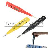 AC DC 12V-250V Digital Electrical Tester Pen Probe Voltage Inductance Detector