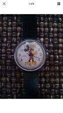 1971 Mickey Mouse Timex Electric Watch RARE Vintage