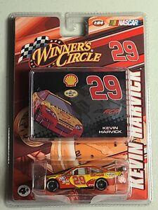2008 #29 Kevin Harvick Shell Pennzoil COT 1/64 NASCAR Winner's Circle