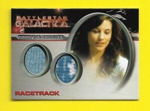 2009 Battlestar Galactica Season 4 Dual Costume DC11 Racetrack
