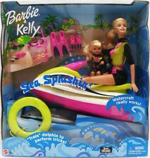 "MATTEL B2770 BARBIE - ""BARBIE e KELLY"" - SEA SPLASHIN"