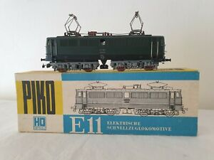 Piko E11 022 Schnellzug-Elok Spur HO in OVP