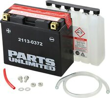 AGM Maintenance Free Battery 215CCA 12V 10Ah Replaces YT12B-BS - For , Kawi, MC