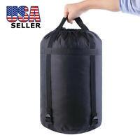 US Stock Waterproof Compression Stuff Sack Bag Outdoor Camping Sleeping Bag
