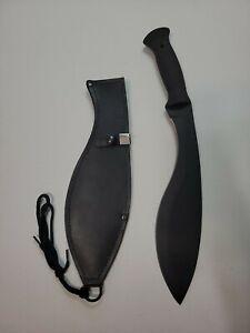 """Cold Steel Carbon V. HTC Gurkha Kukris 20.25"""" Knife"""