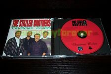 The Statler Brothers Christmas Wishes CD USA 1994 PolyGram Special Markets (PSM)