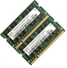 1GB DDR2 667 Mhz PC2-5300 5300S Portátil SODIMM Memoria RAM 200 Pin CL5