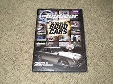 BBC Top Gear - 50 Years of Bond Cars DVD *NEW SEALED