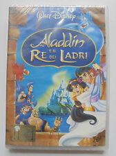 cofanetto+DVD ALADDIN E IL RE DEI LADRI WALT DISNEY EDIZIONE SPECIALE NUOVO 2