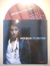 KATIE MELUA : IT'S ONLY PAIN [ CD SINGLE PROMO ]