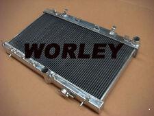 52 mm aluminum radiator  for Subaru  IMPREZA WRX STI GG GD GDA GDB 2002-2007