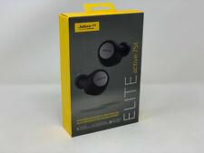 Jabra Elite Active 75t True Wireless In-Ear Headphones - Titanium Black