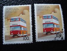 PORTUGAL - timbre yvert et tellier n° 1768 x2 obl (A28) stamp (Z)