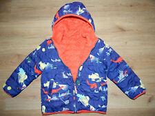 """""""Mini Boden"""" Boys Age 5-6 Years Amazing Reversible Jacket"""