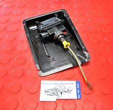 Mercedes Benz 560 SL R 107 Vacuum Actuator Trunk Lock Release & Panel 1076930530