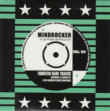 Various - Mindrocker Vol. 09 (2008) CD (Rare 60s Garage / Psychadelic Rock)