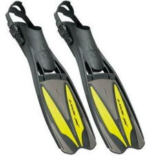 Scuba pro Jet Sport Open Heel Scuba Diving Fins, Medium, New
