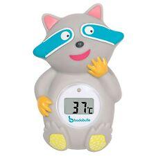 Badabulle Racoon Baby/Bambino Bagnetto Termometro Temperatura dell'acqua