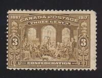 Canada Stamp Scott #135, Used, Very Light Cancel