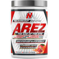 Ntel Nutra AREZ Pre Workout - Limited Edition (Strawberry Mango)