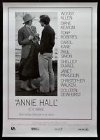 Manifesto Io Y Annie El Donne Woody Allen Diane Keaton Tony Robert Cine P06