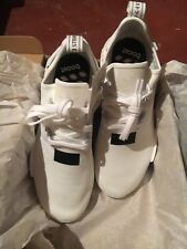 Brand New Adidas NMD_R1 Boost Triple White BD7741 Size 10