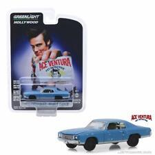 GREENLIGHT 44850 F 1972 Chevy Monte Carlo Ace Ventura Pet Detective Car 1:64